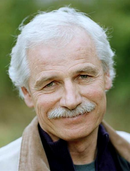 Portrait photo : photographe Yann Arthus-Bertrand