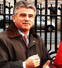 Arthur Morgan : membre politique irlandais